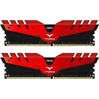 Team T-Force Dark 16GB (2 x 8GB) PC4-24000 3000MHz DDR4 288-Pin DIMM Desktop Memory