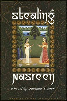 Book Stealing Nasreen (Inanna Poetry & Fiction)