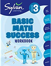 3rd Grade Basic Math Success Workbook: Place Values, Rounding and Estimating, Addition and Subtraction, Multiplication and Division, Fractions, Measurement, and More