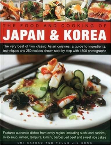 The food and cooking of japan korea emi kazuko young jin song the food and cooking of japan korea emi kazuko young jin song 9781780194257 amazon books forumfinder Image collections
