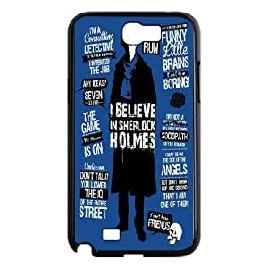 Samsung Galaxy Note 2 N7100 Phone Case Sherlock F5H7093