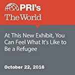 At This New Exhibit, You Can Feel What It's Like to Be a Refugee | Anders Kelto