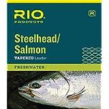 RIO Salmon/Steelhead Glacial Green Fly Fishing Line Nylon Tapered Leader