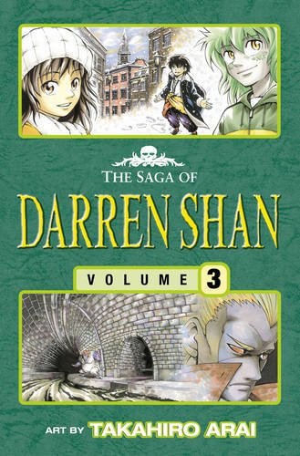 """The Saga of Darren Shan (3) - Tunnels of Blood"" av Darren Shan"