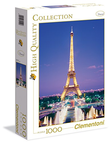 Paris 1000 Piece Jigsaw Puzzle]()