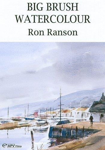 Big Brush Watercolour - Ron Ranson: Amazon.es: Cine y Series TV