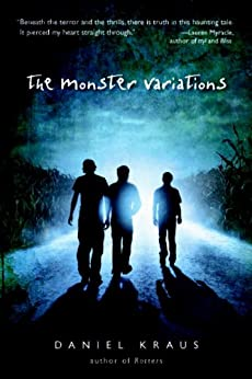 The Monster Variations by [Kraus, Daniel]