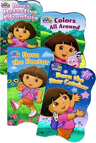 Dora the Explorer Board Books - Set of