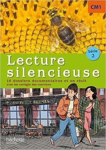 Télécharger en ligne Lecture silencieuse CM1 Série 2 - Pochette élève - Ed. 2012 pdf, epub