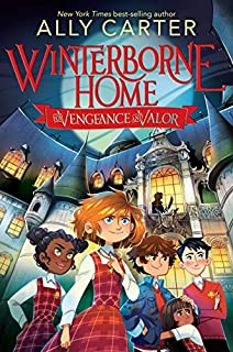 Book Cover: Winterborne Home for Vengeance and Valor