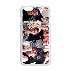 Brother Fashion Comstom Plastic case cover For Iphone 6 Plus