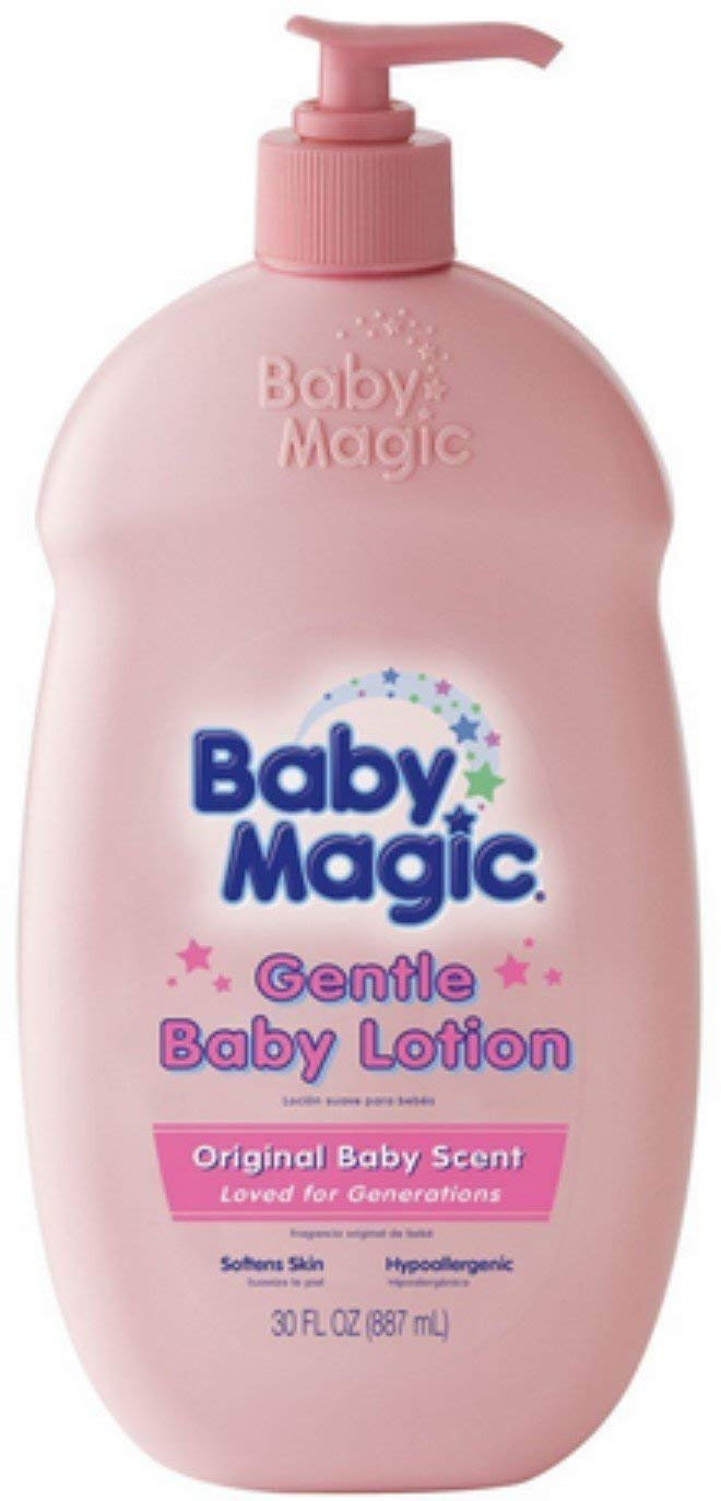 Baby Magic Original Baby Lotion, 30 oz. (Pack of 8) by Baby Magic