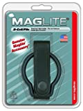 Maglite Black Plain Leather Belt Holder for D-Cell Flashlight фото