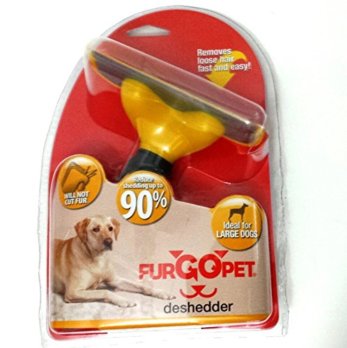 United Pet Group 701014 Lg Dog Deshedding Tool Pet Grooming/Remedies