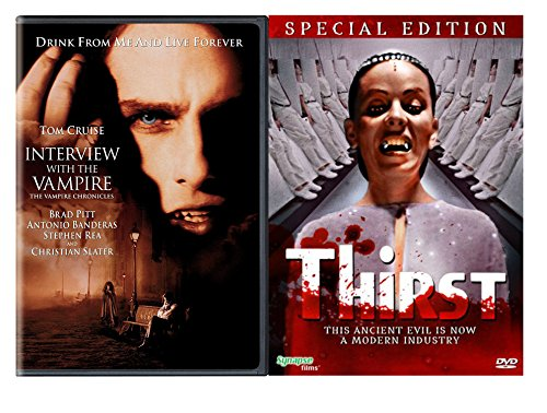 The Cult Vampire Collection - Interview With a Vampire & Thirst (Special Edition) 2-Movie Bundle