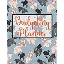 Budgeting Planner: Goldfish and Blackmoor Bill Organizer Notebook