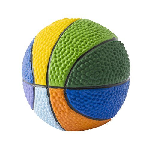 Lucas b Natural Dog Toys Soft Ball for Medium to Large Dogs 100% Natural Rubber (Latex). Lead-Free & Chemical-Free.Complies to Same Safety Standards as Children's Toys. Squeaky, ()