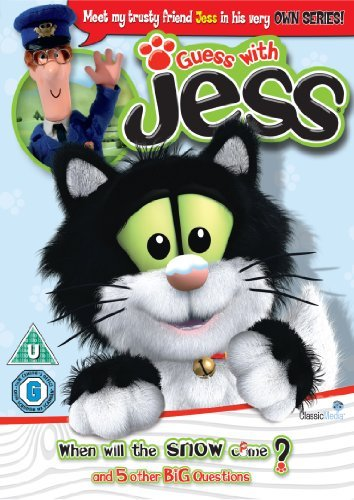 Guess with Jess: When Will Snow Come?[NON USA FORMATTED VERSION REGION 2 - Online Guess Usa