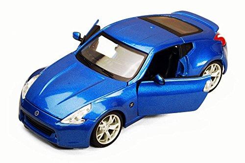 Maisto 1: 24 W/B Special Edition 2009 Nissan 370Z - Blue