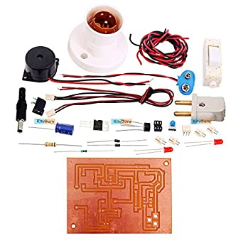 Astonishing Diy Kit Electric Blown Fuse Indicator Lgkt057 Easy Electronic Wiring Digital Resources Lavecompassionincorg