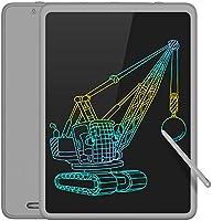 TECBOSS LCD Schreibtafel Bunter Bildschirm, löschbare elektronische Digitale Zeichenblock Doodle Board, Geschenk für...