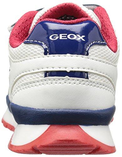 Zapatillas para ni�o, color Blanco , marca GEOX, modelo Zapatillas Para Ni�o GEOX J PAVEL Blanco Blanco