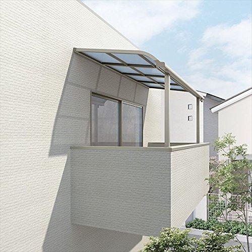 リクシル(LIXIL)  スピーネ 1.5間×3尺 造り付け屋根タイプ 積雪50cm(1500タイプ)/関東間/R型/標準仕様 熱線吸収ポリカーボネート(クリアマットS)  ホワイト B01N3UST4Q 本体カラー:ホワイト