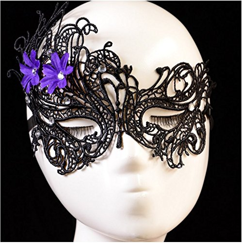 Life in AD 3000 Halloween Masquerade Costume Cosplay Party Hollow Out with Drill Christmas Easter Fancy Dress Party Adorn Article Eye -