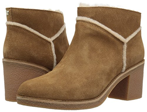 Mouse Suede Ugg Boot Heeled Braun Ankle Kasen Eq8Rp85