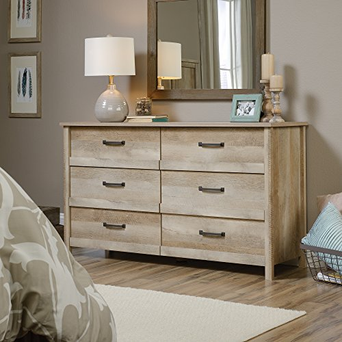 510ic2BaixL - Sauder 419884 6-Drawer Dresser, Lintel Oak