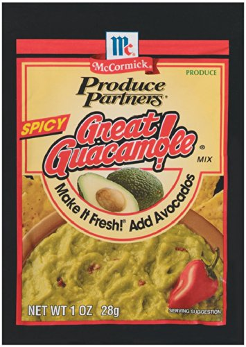 Produce Guacamole Mix 1 OZ (Pack of 24)]()