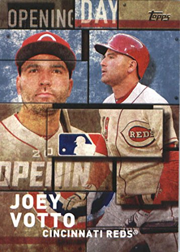 2018 Topps MLB Opening Day #OD-20 Joey Votto Cincinnati Reds Baseball Card