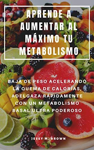 Metabolismo basal como acelerar