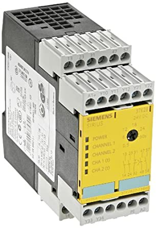 siemens 3tk28 27 1bb40 safety relay  for emergency stop Equipment Manuals Box Type Relay Refrigeration