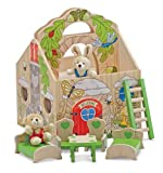Melissa & Doug Fold & Go Woodland Treehouse - Best Reviews Guide