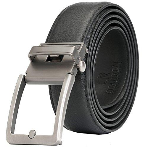 Leather Comfort Slides - 3