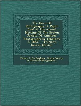 Society of amateur photographers