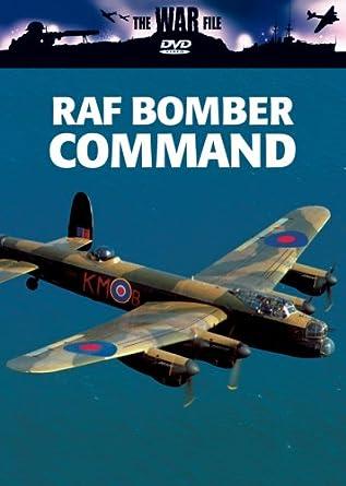 Amazon com: The War File: Raf Bomber Command: War File