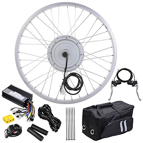 36v-750W-24in-Front-Fat-Tire-Electric-Bicycle-E-Bike-Motor-Kit