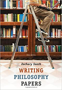 Book By Zachary P. Seech - Writing Philosophy Papers: 5th (fifth) Edition
