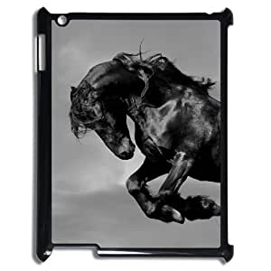 DIY Phone Case for Ipad 2,3,4, Galloping Horse Cover Case - HL-R670443