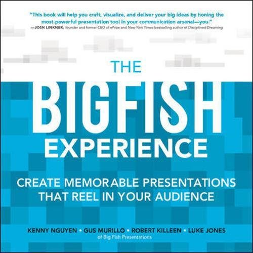 The Big Fish Experience  Create Memorable Presentations That Reel In Your Audience