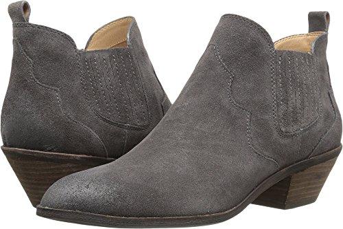 G.H. Bass & Co. Women's Naomi Chelsea Boot, Charcoal, 7.5 M
