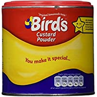 Birds Custard Powder Original Flavoured 300g X 3 Pack