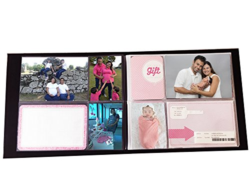 """FOTOVIVE, First Year Photo Album Kit """"Baby is Here"""", All-inclusive bundle with: Printed Photos + Baby Journal Cards +..."""