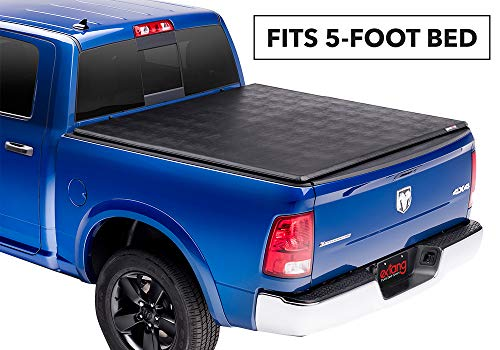 Mitsubishi Double Cab - Extang Trifecta 2.O Soft Folding Truck Bed Tonneau Cover | 92765 | fits Mitsubishi Raider Double Cab (5 ft 3 in) 06-08