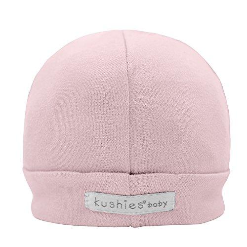 Kushies Cotton Jersey Baby Cap Hat for Boys and Girls (Medium, (Kushies Baby Cap)
