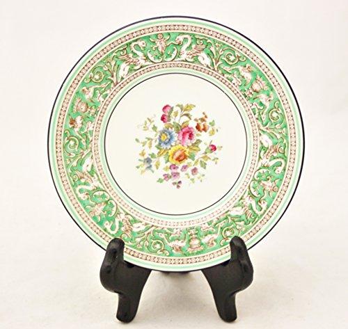 Florentine Bread - Wedgwood Florentine Green Bread Plate 6