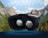 Wensltd VR Headset Box 1080P HD Virtual Reality 3D Glasses(Octa-Core Android 4.4 2+8GB)