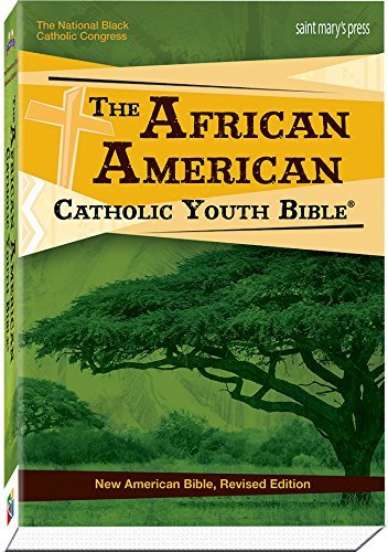 Bible Covers African (The African American Catholic Youth Bible-paperback: New American Bible, Revised Edition)